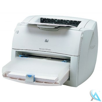HP Laserjet 1200 gebrauchter Laserdrucker mit neuem Toner