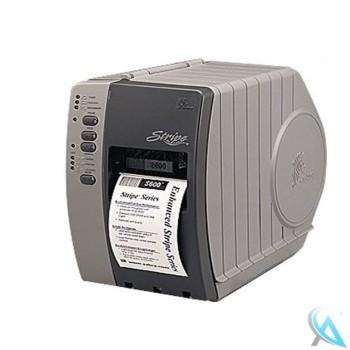 Zebra S600tm gebrauchter Thermo Etikettendrucker