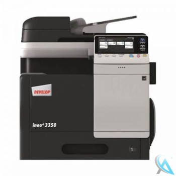 Develop Ineo+ 3350 gebrauchte Farbkopierer