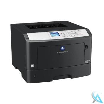 Konica Minolta bizhub 4000P gebrauchter Laserdrucker OHNE Toner