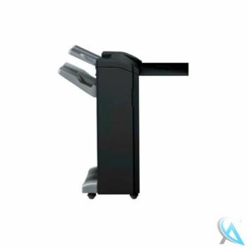 Konica Minolta gebrauchter Finisher FS-534 mit Tacker für Konica Minolta bizhub C654 C258 C308 C368