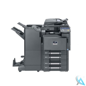 Kyocera TASKalfa 4501i gebrauchter Kopierer mit Finisher DF-790 mit PF-730