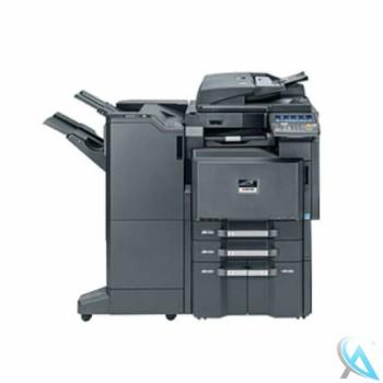 Kyocera TASKalfa 4501i gebrauchter Kopierer mit Finisher DF-790 mit PF-740