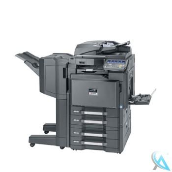 Kyocera TASKalfa 4551ci gebrauchter Kopierer mit PF-730 und DF-770 ohne Booklet Funktion