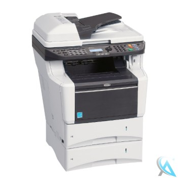Kyocera FS-3140MFP+ Multifunktionsgerät mit Zusatzpapierfach PF-310