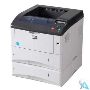 Kyocera FS-4020DTN gebrauchter Laserdrucker mit 3 Papierfächer