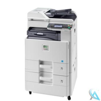 Kyocera FS-C8520 MFP gebrauchtes Multifunktionsgerät mit Papierfach PF-470 (Laserdrucker)