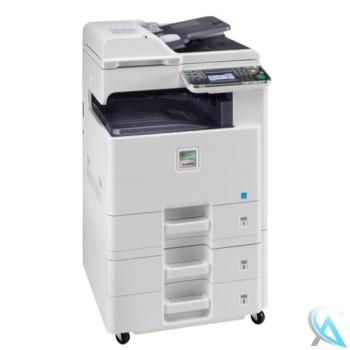 Kyocera FS-C8520 MFP gebrauchtes Multifunktionsgerät mit Papierfach PF-471