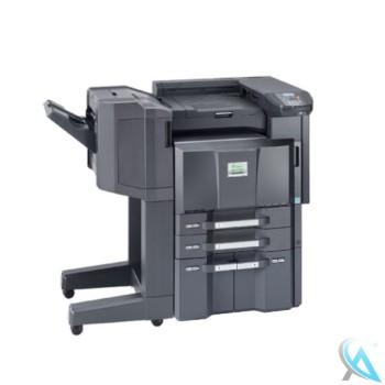 Kyocera FS-C8650DN Farblaserdrucker mit PF-740 und DF-770 ohne Booklet Funktion