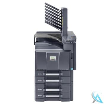 Kyocera FS-C8650DN gebrauchter Farblaserdrucker mit PF-730 mit Mailbox