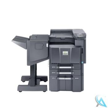 Kyocera FS-C8650DN gebrauchter Farblaserdrucker mit PF-740 und DF-780(B)