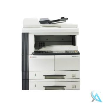 Kyocera KM-1635 gebrauchter Kopierer mit PF-410
