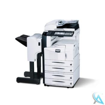 Kyocera KM-4050 Kopierer mit Finisher DF-730 und Papierkassette PF-700