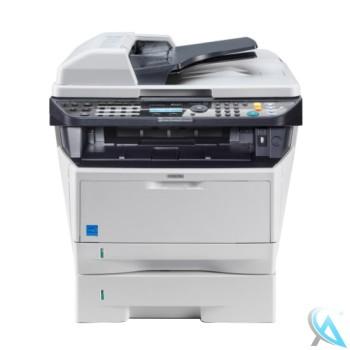 Kyocera Ecosys M2030dn MFP gebrauchtes Multifunktionsgerät mit Zusatzpapierfach PF-120