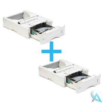 2x Kyocera gebrauchtes Zusatzpapierfach PF-60