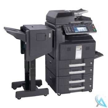 Kyocera TASKalfa 250ci gebrauchter Kopierer mit Finisher DF-780
