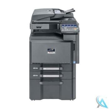 Kyocera TASKalfa 3051ci gebrauchter Kopierer mit Unterschrank OHNE Nummer