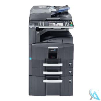 Kyocera TASKalfa 420i gebrauchter Kopierer auf Unterschrank