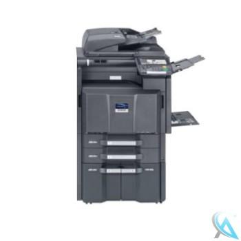Kyocera TASKalfa 4550ci gebrauchter Kopierer auf Rollen mit PF-740 mit Bridge OHNE Toner