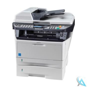 Kyocera FS-1035 MFP gebrauchtes Multifunktionsgerät mit Zusatzpapierfach PF-120