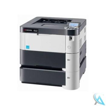 Kyocera FS-2100DTN gebrauchter Laserdrucker mit PF-320