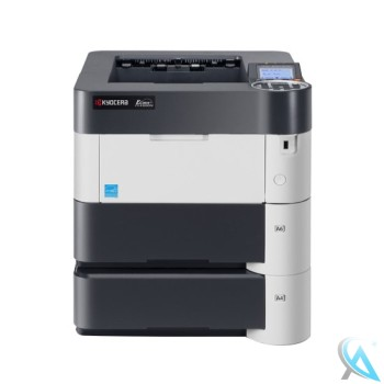 Kyocera FS-4100dn gebrauchter Laserdrucker mit PF-320