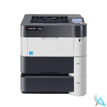 Kyocera FS-4300dn gebrauchter Laserdrucker mit PF-320