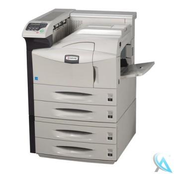 Kyocera FS-9530DN Laserdrucker auf Rollen mit PF-700