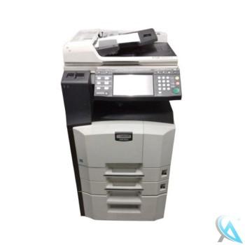 Kyocera KM-2560 Kopierer mit Unterschrank mit neuer Trommel und neuem Entwickler