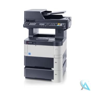 Kyocera ECOSYS M3540dn gebrauchtes Multifunktionsgerät mit Zusatzpapierfach PF-320