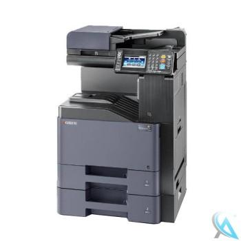 Kyocera TASKalfa 306ci gebrauchter Kopierer mit Zusatzpapierfach ohne Rollen