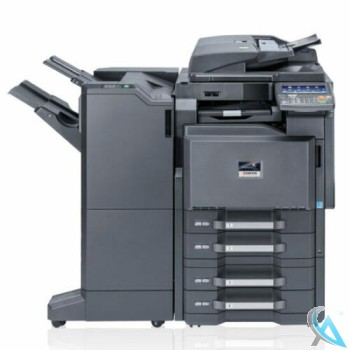 Kyocera TASKalfa 4551ci gebrauchter Kopierer mit Finisher DF-790 mit Tacker und PF-730