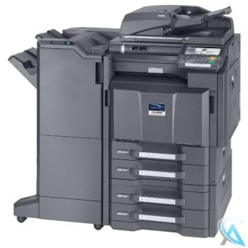 Kyocera TASKalfa 5550ci gebrauchter Kopierer mit PF-730 und DF-790 mit Booklet Funktion