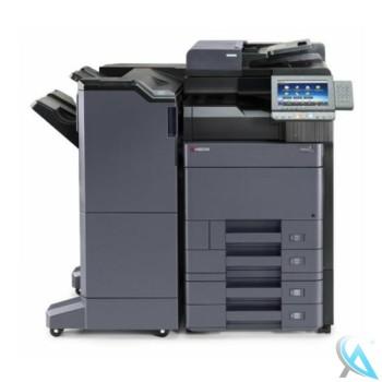 Kyocera TASKalfa 6052ci gebrauchter Kopierer mit Finisher DF-7110