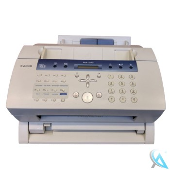 Canon FAX-L220 gebrauchtes Faxgerät ohne Papierablage