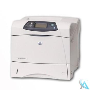 HP Laserjet 4200DN gebrauchter Laserdrucker mit neuem Toner