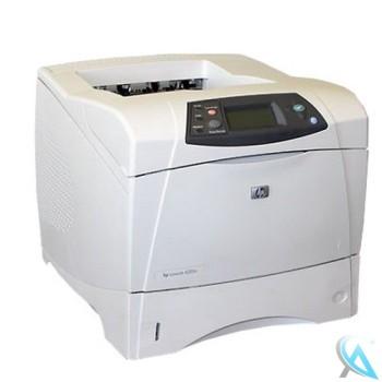 hp-laserjet-4250n ohne Toner