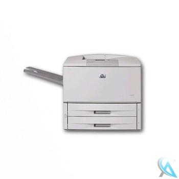 HP Laserjet 9040N gebrauchter Laserdrucker mit neuem Toner