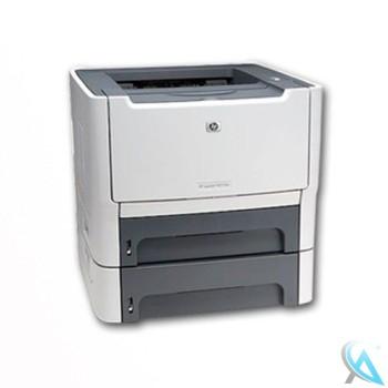 HP Laserjet P2015T gebrauchter Laserdrucker  mit neuem Tonermit Zusatzpapierfach Q5931A
