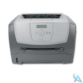 Lexmark E350D gebrauchter Laserdrucker mit neuem Toner