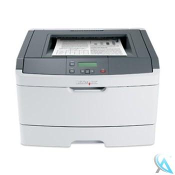 lexmark-360d Laserdrucker OHNE Toner OHNE Trommel