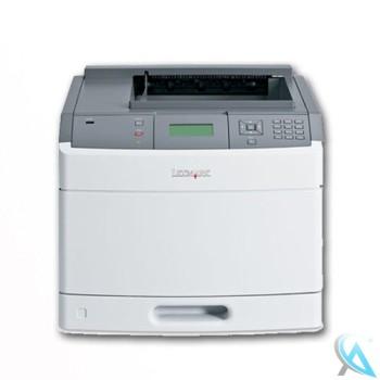 Lexmark T650N gebrauchter Laserdrucker mit neuem Toner