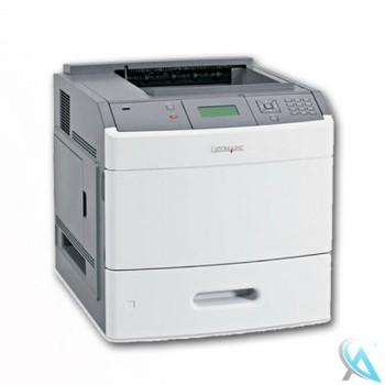 Lexmark T652dn gebrauchter Laserdrucker mit neuem Toner