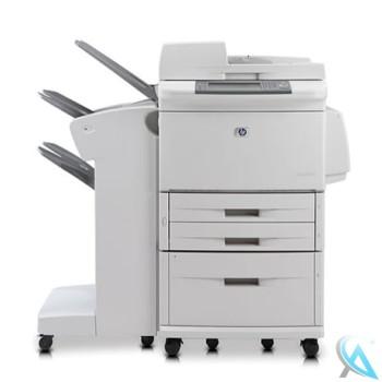 HP LaserJet 9040 MFP gebrauchter Kopierer mit Finisher C8084A