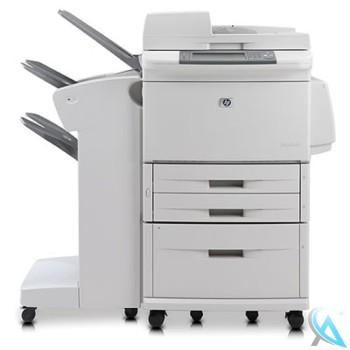 HP Laserjet M9050 MFP gebrauchter Kopierer mit Finisher C8085A