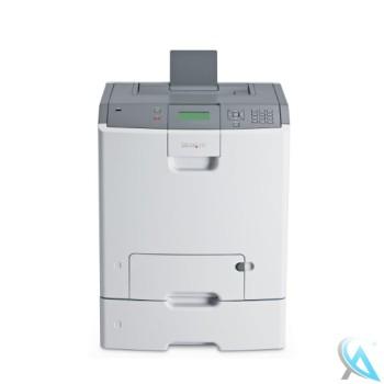 Lexmark C734TN gebrauchter Farblaserdrucker mit Papierfach 27S2100