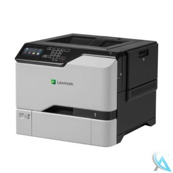 Lexmark CS720de gebrauchter Farblaserdrucker