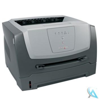 Lexmark E250dn gebrauchter Laserdrucker mit neuem Toner