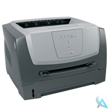 Lexmark E250dn gebrauchter Laserdrucker