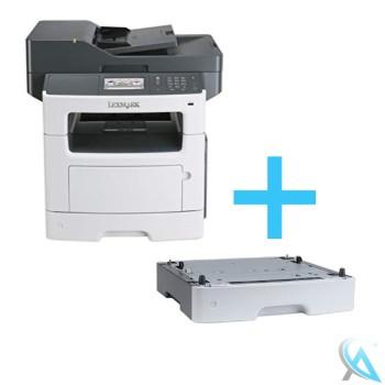 Lexmark MX511dhe gebrauchtes Multifunktionsgerät mit Papierfach 35S0267